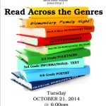 Read Across the Genres