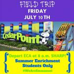 Cedar Point SEP