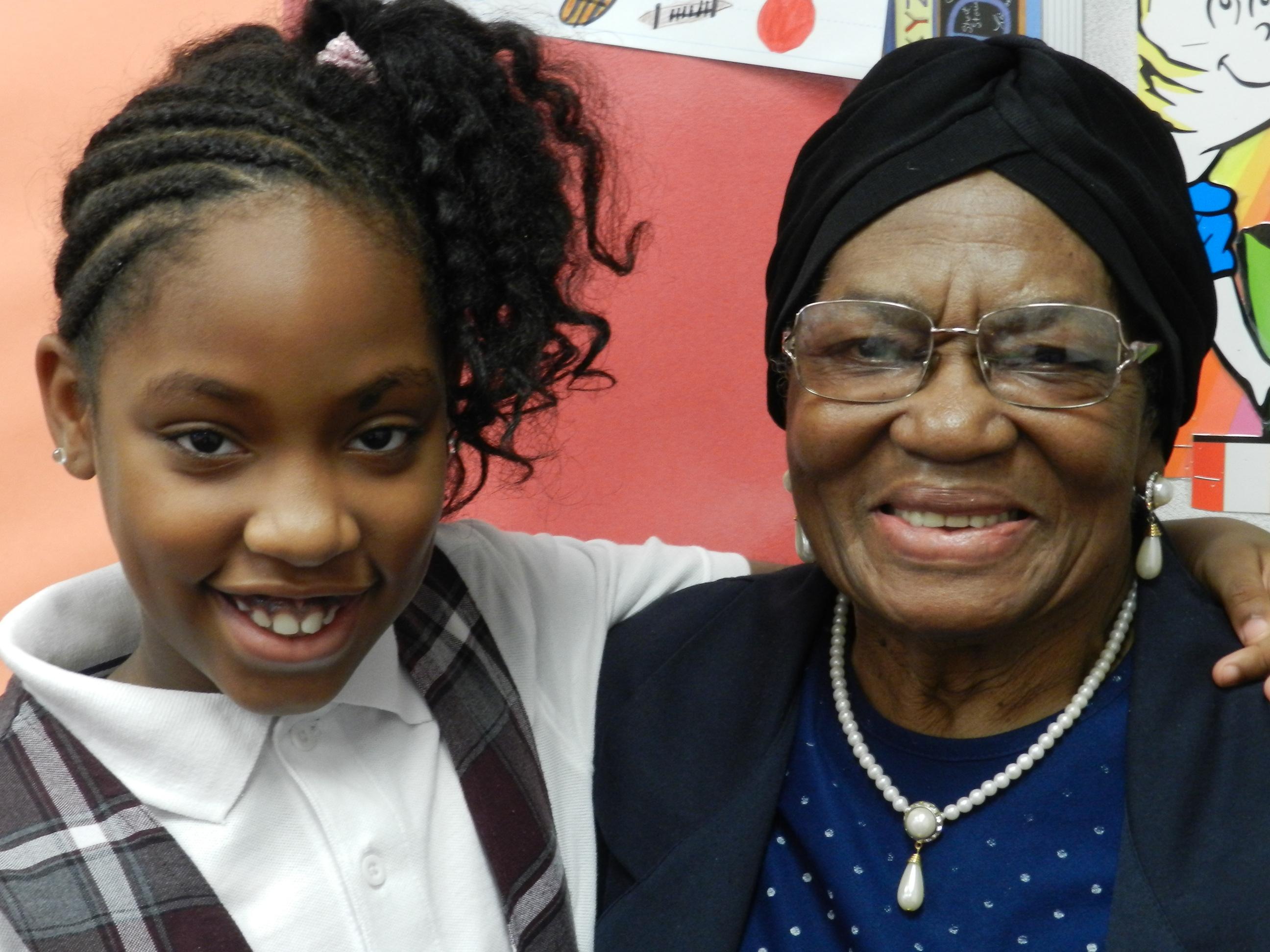 Grandparents & Elders Day @ Multi Purpose Room
